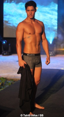 Mister Tahiti 2016 participera à l'élection de Mister France