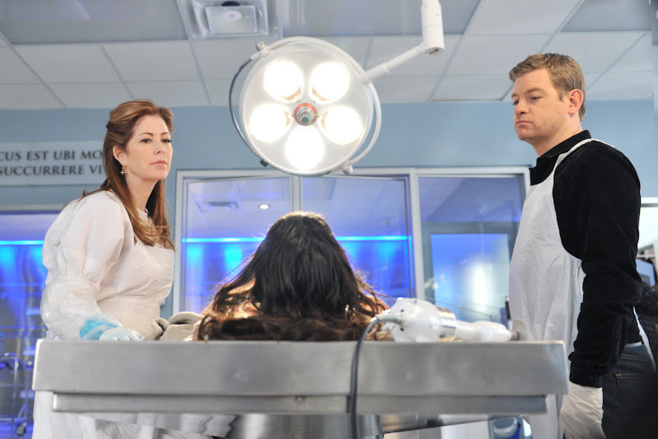 Mardi 09 octobre à 20h50 sur La 1ère : Body of Proof