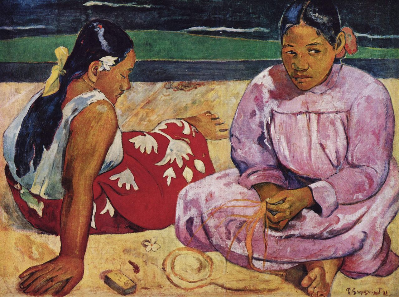 Le 7 juin 1848,  naissait Paul Gauguin.
