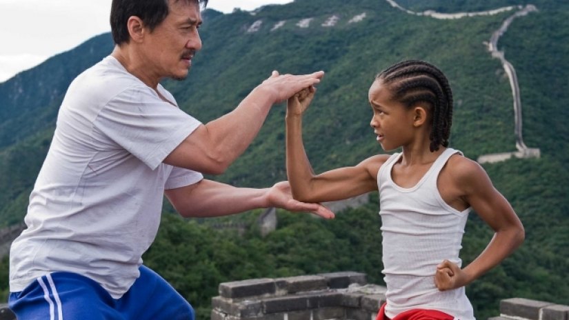 Mercredi 13 février à 21h00 sur France 4 : The Karate Kid