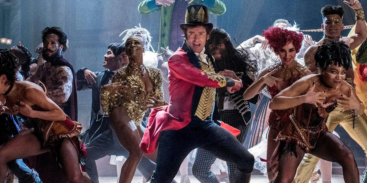Mardi 15 septembre à 21h15 sur C8 : The Greatest Showman