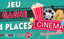 Jeu Pacific films du 14 au 17 mai - 4 gagnants qui remportent 4 places de ciné   !